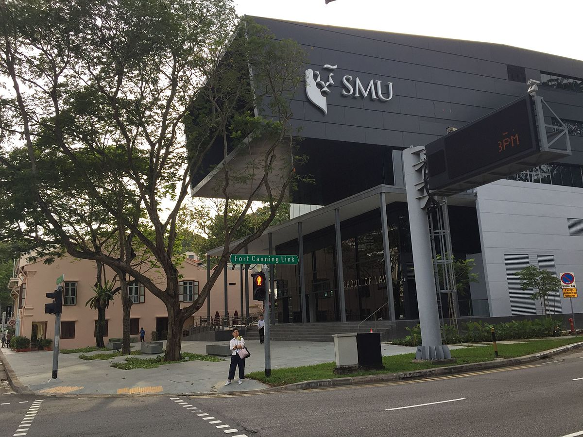 smu school of law