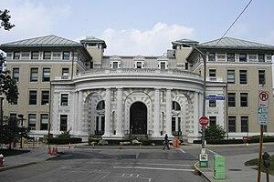 Margaret Morrison Carnegie College - Margaret Morrison Carnegie Hall