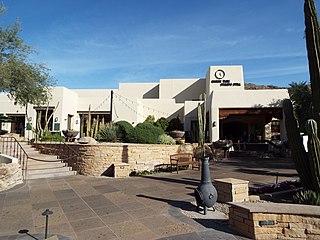 Camelback Inn historic resort and spa in Arizona