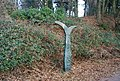 Sculptured signpost, Cycleway 2 - geograph.org.uk - 1111878.jpg