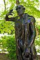Sculptures in the Jardin du Musée Rodin 1, Paris 2010.jpg