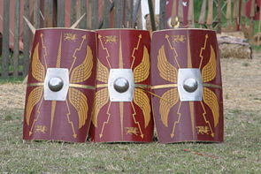 armamento romano