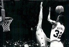 Sean Elliott jako zawodnik Arizona Wildcats.