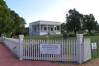 Sebastopol House Historic Site - Sebastopol House Historic Site in 2008