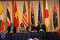 Secretary Clinton Speaks at the Lower Mekong Initiative Ministerial Meeting (5996798971).jpg