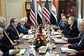 Secretary Clinton and Iraqi Foreign Minister Zebari Launch the Joint Coordination Committee (6502436253).jpg