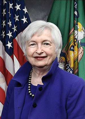 Secretary Janet Yellen portrait (cropped) 2.jpg