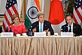Secretary Kerry Participates in the Inaugural U.S.-India-Japan Trilateral Ministerial in New York City (21635898859).jpg