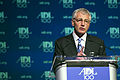 Secretary of Defense Chuck Hagel speaks at the centennial dinner for the Anti-Defamation League in New York, N.Y. Oct 31, 2013 131031-D-BW835-468.jpg