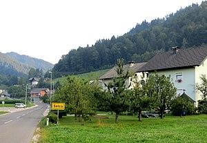 Selca, Železniki - Image: Selca Zelezniki Slovenia