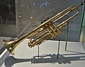 Selmer Trumpet given by King George V to Louis Armstrong.jpg
