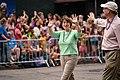 Senator Amy Klobuchar - 2018 Twin Cities Pride Parade, Minneapolis, Minnesota (42950676232).jpg