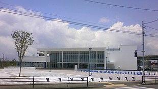 Sendai Umino-Mori Aquarium.JPG