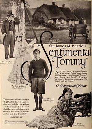 Sentimental Tommy - Advertisement