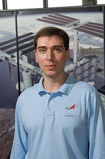Sergey Volkov (cosmonaut) Russian cosmonaut