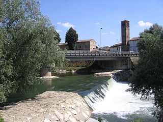 Montodine Comune in Lombardy, Italy