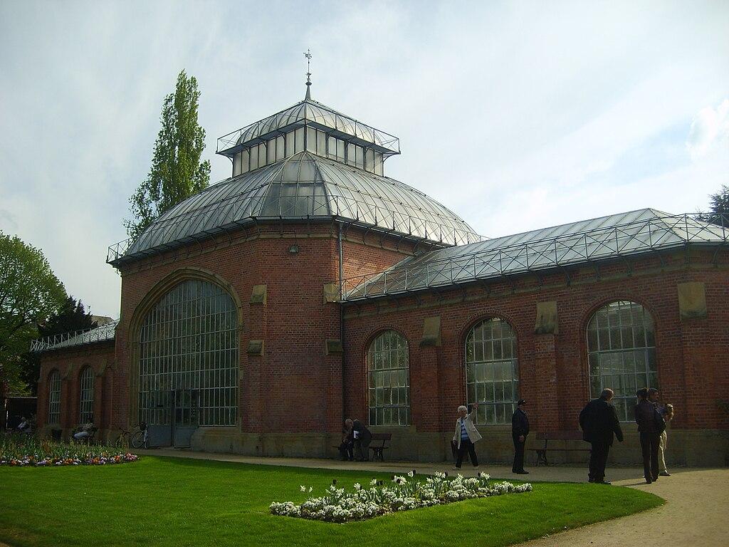 File serre jardin botanique de metz jpg wikimedia commons - Serre de jardin 12m2 ...