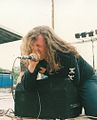 Seth with AxCx at Relapse Festival 1993.jpg