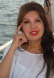 Seyyal Taner Turkish singer, actress