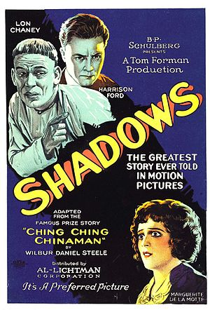 Shadows (1922 film) - Image: Shadows 1922