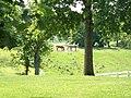 Shakertown Horses Grazing 2005-05-27.jpeg