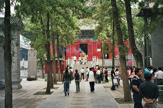 Vihara Shaolin. Foto: wikipedia.org