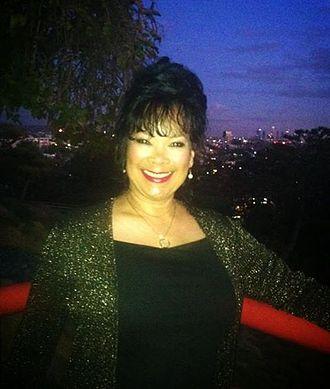 Sharon Dahlonega Bush - Sharon Dahlonega Raiford Bush at Yamashiro Hollywood on December 7, 2013