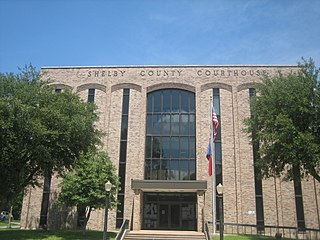 Shelby County, Texas U.S. county in Texas