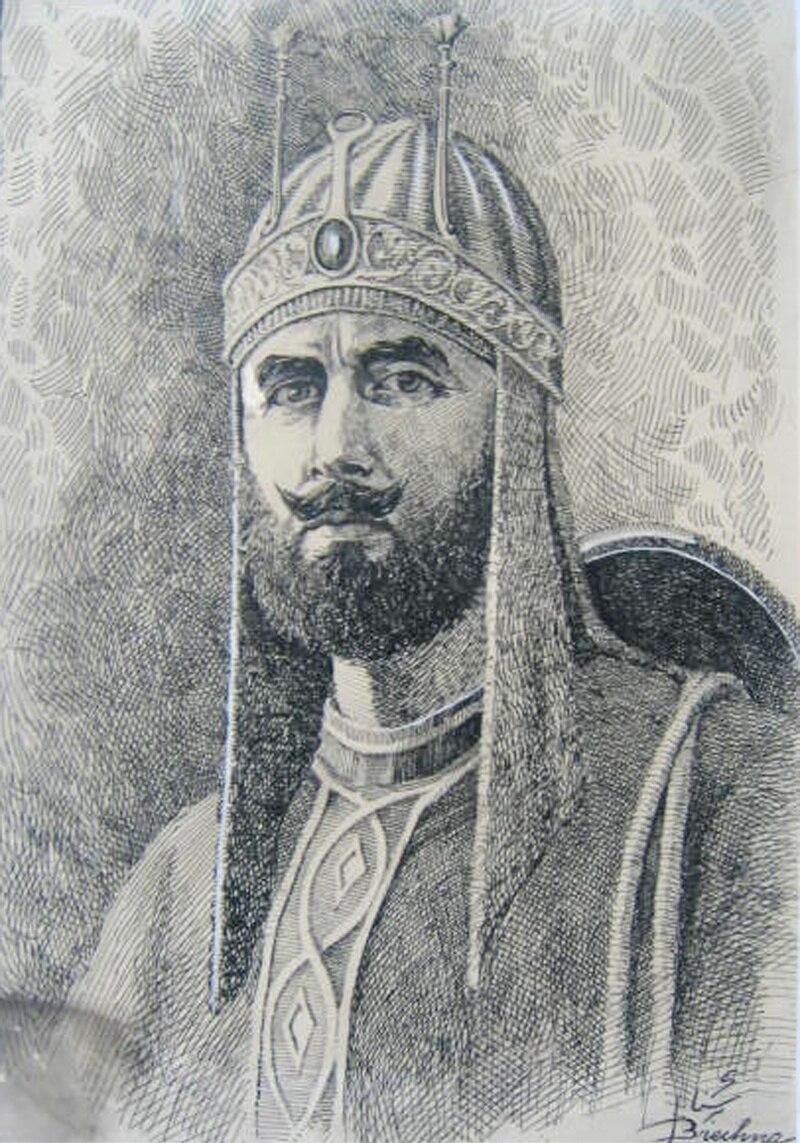 Sher Shah Suri by Breshna