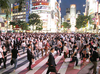 Immigration by country - Japan's population is very ethnically homogeneous due to restrictions on immigration.