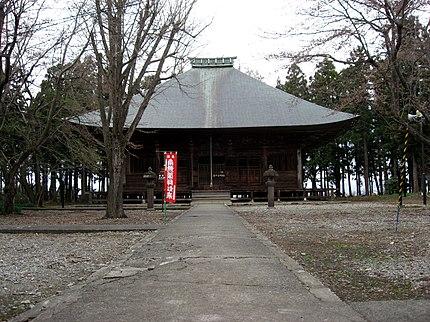 勝常寺 薬師堂  (福島県湯川村)