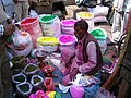 Shop selling colours for Holi, Old Delhi.jpg