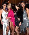 Shy Love, Brooke Haven, Jenna Presley, Nadia Stylez at 2006 AVN Awards 6.jpg