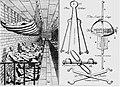 Sick men's ward and torture instruments in the Marshalsea.JPG