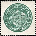Siegelmarke K.S. Landesanstalt Grossschweidnitz W0211189.jpg