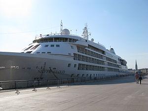 Silver Cloud à quai à Bordeaux (1).jpg