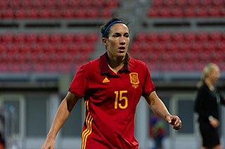 Silvia Meseguer Footballer