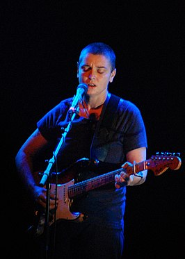 Sinéad O'Connor in 2008.