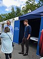 Sininen tulevaisuus -yhdistyksen teltta.jpg