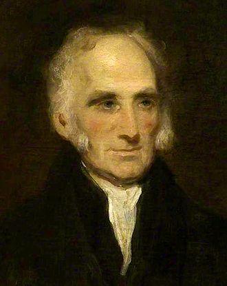 Gilbert Blane - Gilbert Blane by Martin Archer Shee, 1833