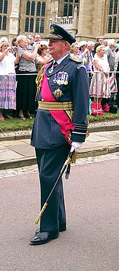 order of the bath wikipediaair chief marshal sir richard johns in his dress uniform, wearing the star, ribbon, and badge of a military knight grand cross of the order of the bath