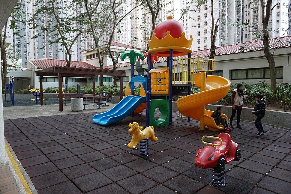 Siu Lun Court Gym Zone and Playground