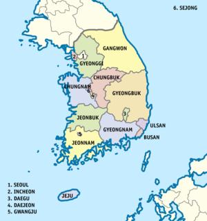 Sex trafficking in South Korea