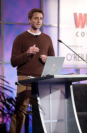 Sky Dayton - Sky Dayton at the Web 2.0 Conference, 2005