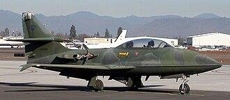 Boeing Skyfox - Skyfox prototype without engines
