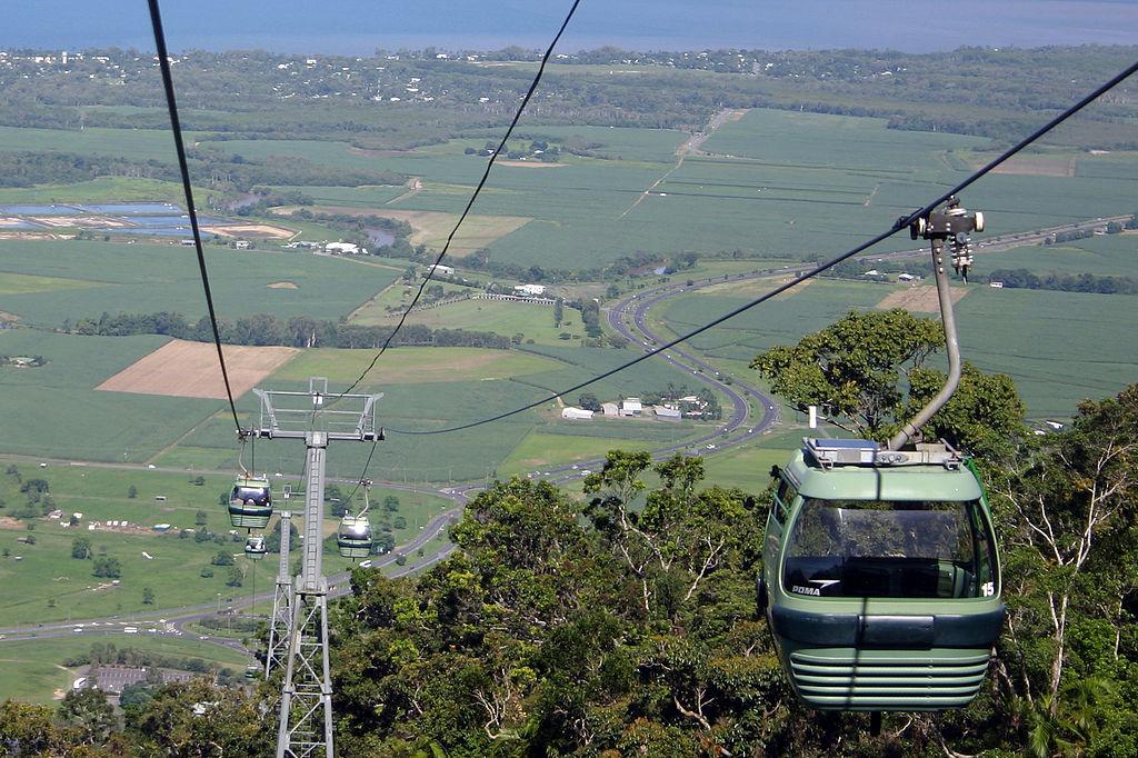 File:Skyrail Rainforest Cableway-2-Cairns, Queensland, Australia ...