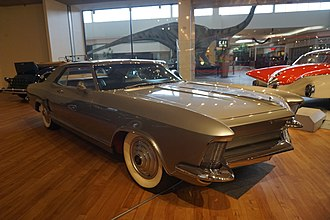 Buick Riviera - 1963 Buick Silver Arrow concept car