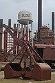 Sloss Furnace, Power shovel.jpg