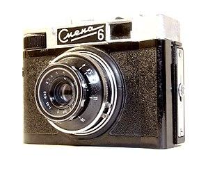 Smena (camera) - Image: Smena 6