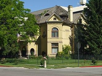 Richard K.A. Kletting - Image: Smoot House Provo Utah